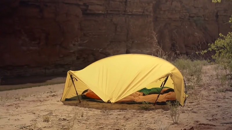 Make The Tent Breathable