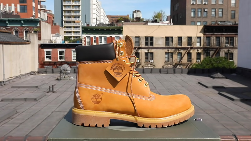 Timberland Hiking Boots – The Cons