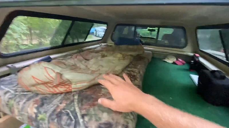No Budget Car Camp