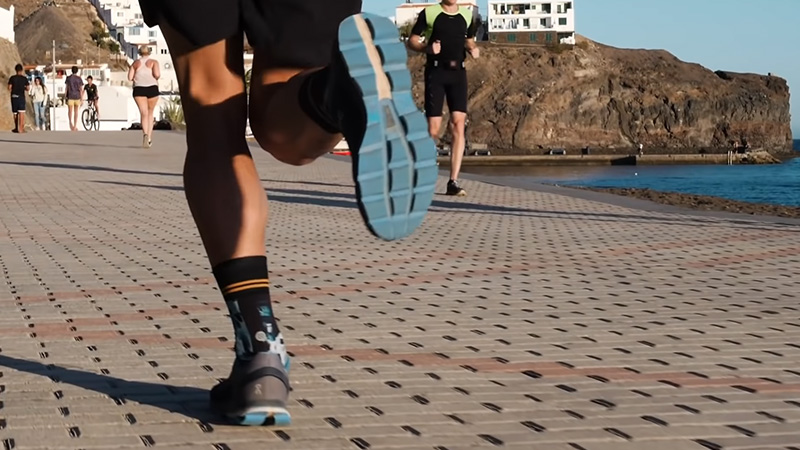 Why Runners Suffer from Hotspots FI