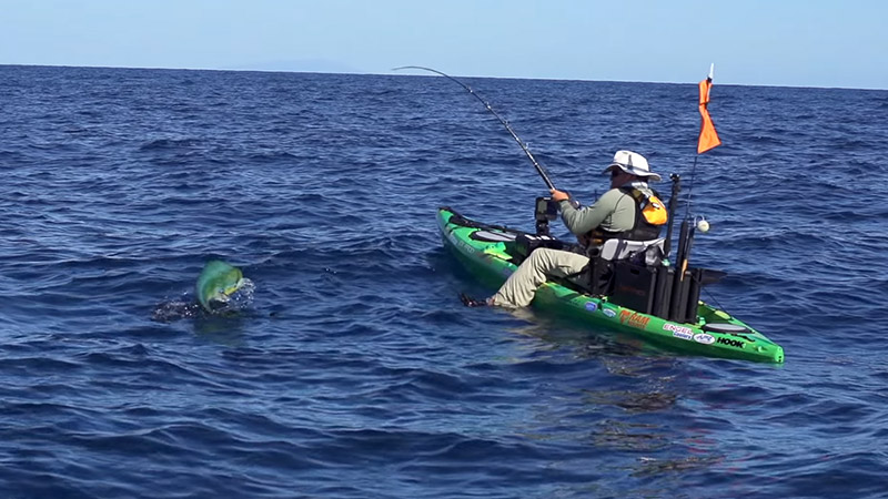 How Ocean Kayak Fishing Works FI