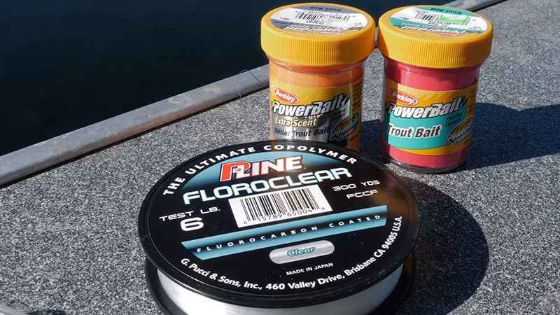 How to Set Up Your Power Bait Rig 1