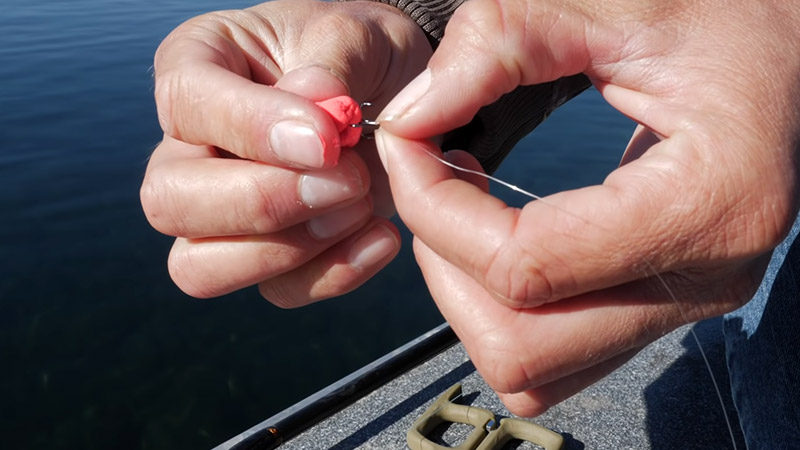 How to Set Up Your Power Bait Rig 3