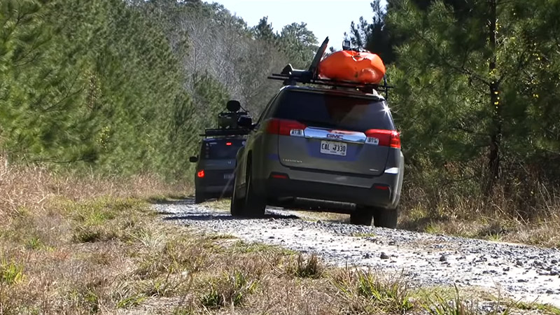 How to Transport a Kayak on a Vehicle