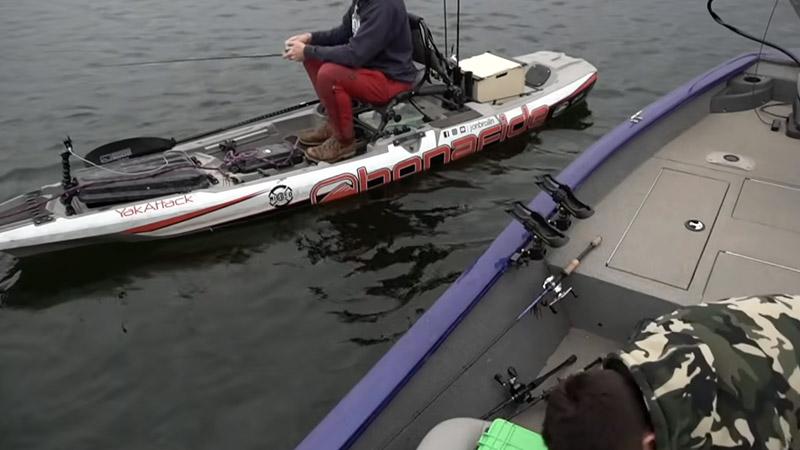 Kayak Fishing Vs. Boat Fishing