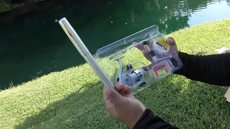 Pen Fishing Rods