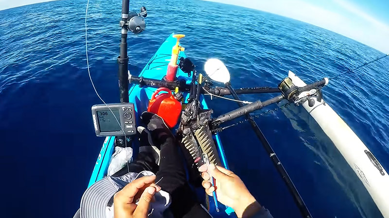 What To Be Wary Of When Kayak Fishing In The Ocean