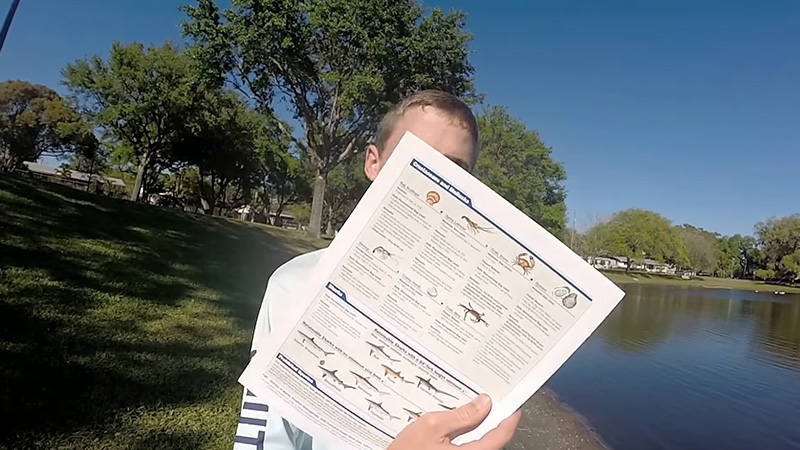 Is There An Exception To The Requirement To Possess A Fishing License