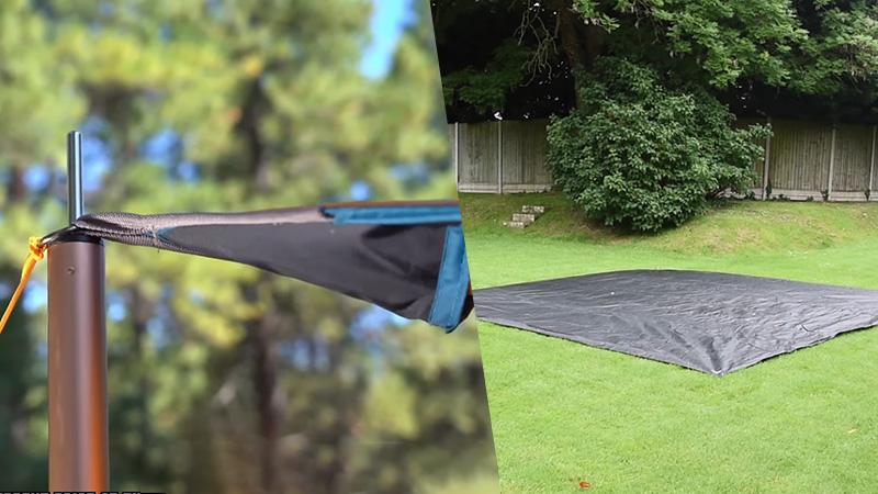 Tent Footprint Vs. Tarp Fi