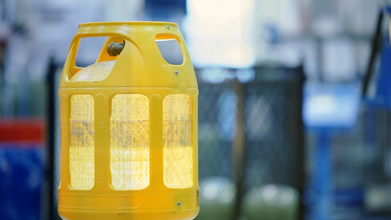 Is It OK To Leave The Propane Tank Outside In Winter?