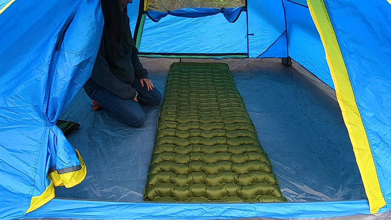 Tent Pads And Tent Camping Fi