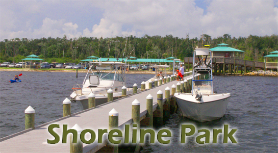 Shoreline Park | Gulf Breeze, FL | Outdoor Gulf Coast of ...