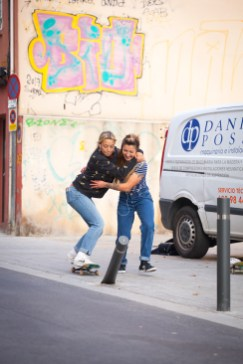 Cata Diaz and Tania Cruz by Raisa Abal