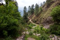 The trekking trails in this region follow paths well-trodden by seasonal nomadic herders but unexplored by any outsider. Photo Courtesy Swati Chauhan/ The Outdoor Journal