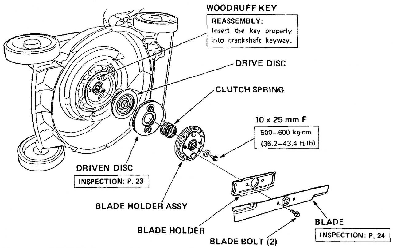 Honda Transmission Parts Diagram