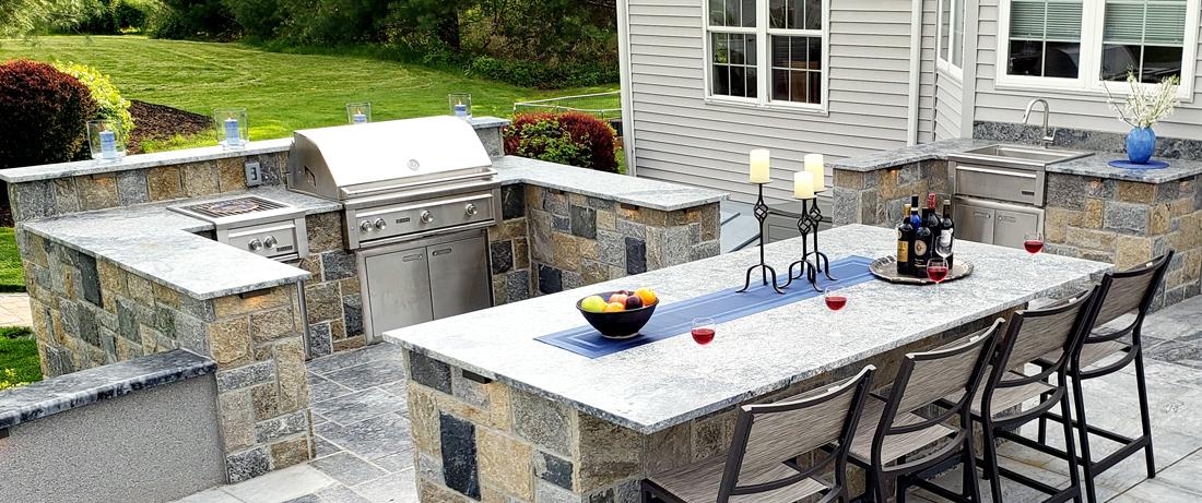 2020 outdoor kitchen design store