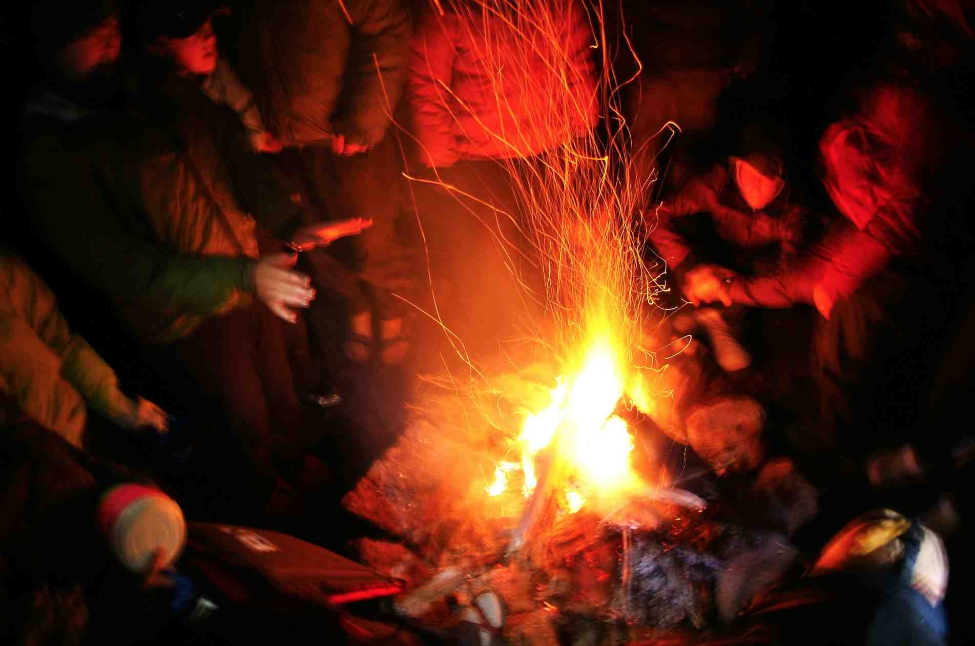 how god guides us campfire stories for the exodus 40 pillar of fire