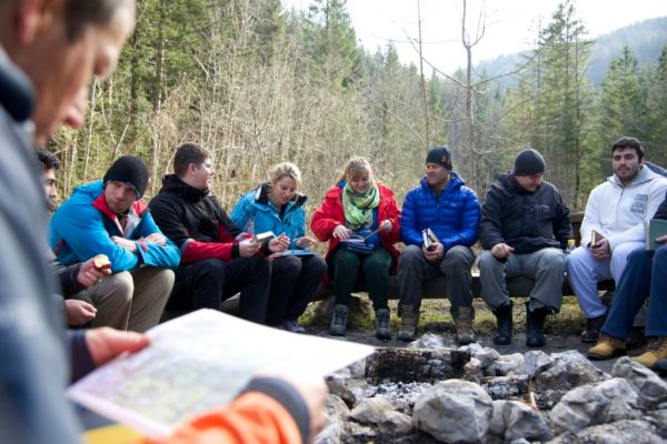 Tune up your outdoor leadership skills