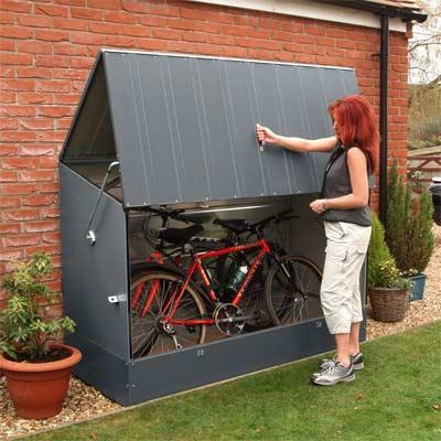caseta para bicicletas exterior guia