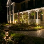 Cleveland Area Landscape Lighting Design Becomes An Exquisite Outdoor Lighting Showpiece Outdoor Lighting Perspectives