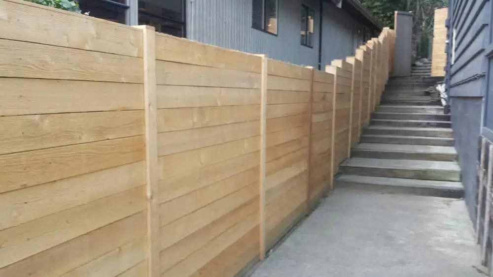 fences building