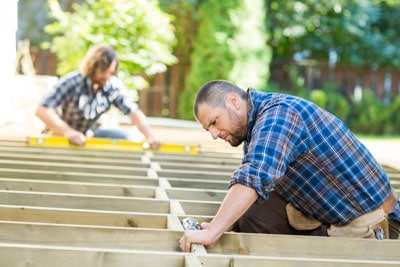 reliable deck contractor