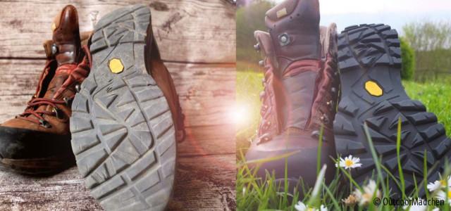 Neubesohlung meiner LOWA-Schuhe: Bergstiefel erleben ihren zweiten Frühling