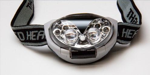 Stirnlampe Vergleich