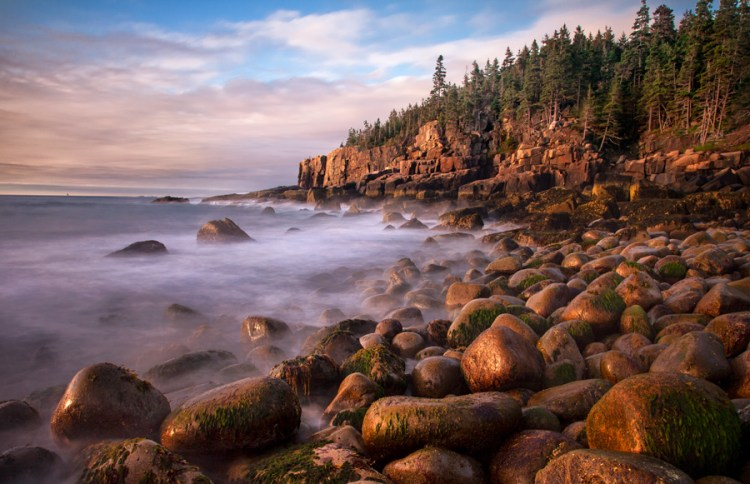 Get low to the ground when you take outdoor pictures. Use rocks or whatever you can find to add foreground interest. This one tip will vastly improve your photos.