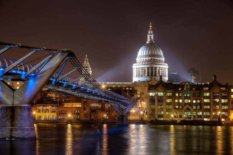 Millennium Bridge composition