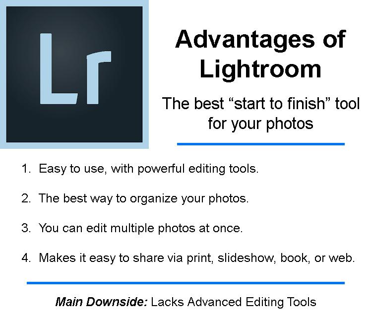 lr-advantages
