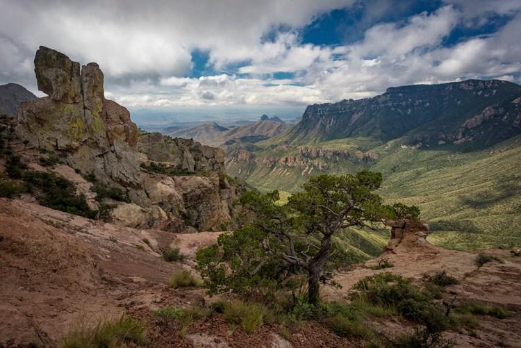 Big Bend National Park - Lost Mines Trail