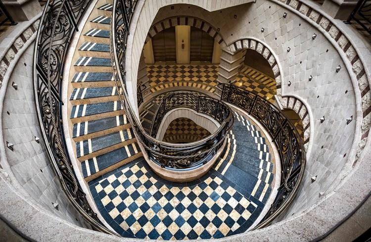 Vegas Staircase