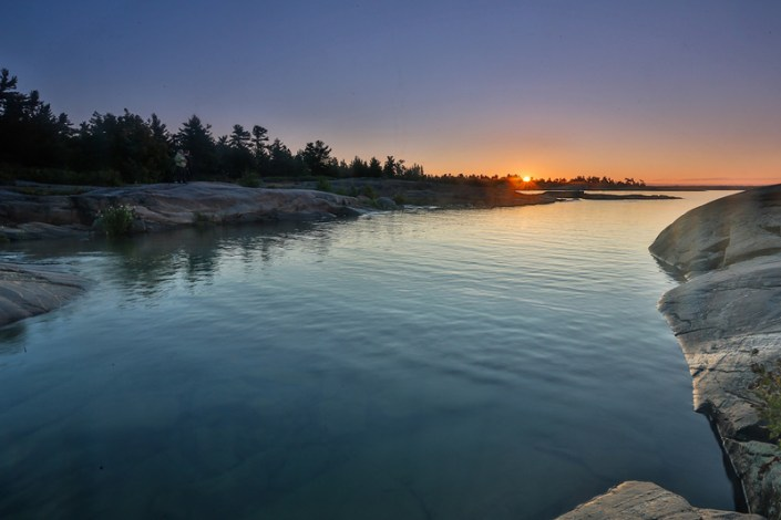 Franklin Island, Georgian Bay, Ontario