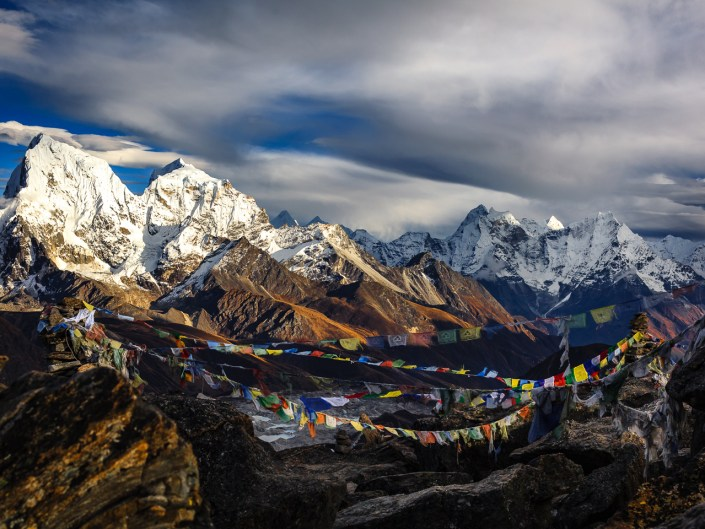 Everest and Gokyo Photo Workshop: November 2018