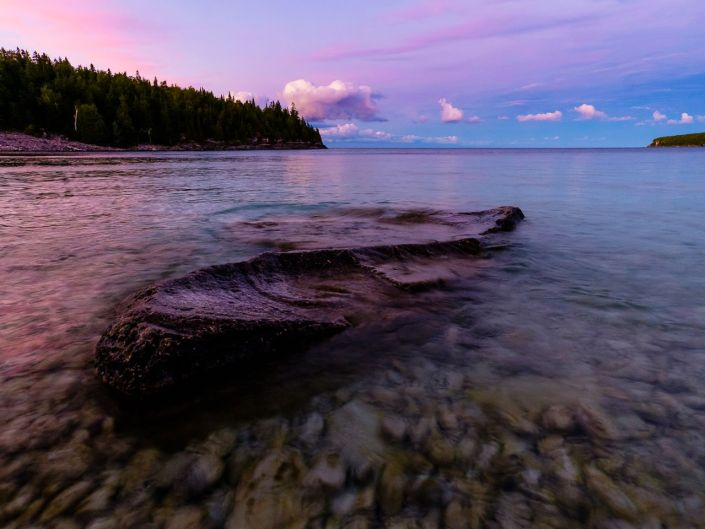 Tobermory & Bruce Peninsula Photo Workshop: Sept 2020