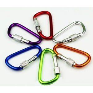 ODP 0043 Screw Lock Carabiner Large various colour