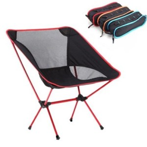 Chanodug ODP 0067 FX-7009 Folding Camping Chair red