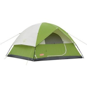 Coleman Sundome 6P Tent green white