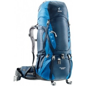 Deuter Aircontact 65 + 10 midnight-ocean
