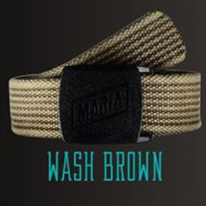 Maria ODP 0251 Korbu Belt wash brown
