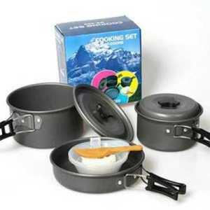 ODP 0257 DS 300 Cooking Set