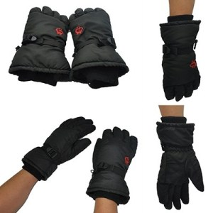 Hasky ODP 0279 Waterproof Gloves L black