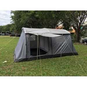Bazoongi Wira 8 Persons Tent