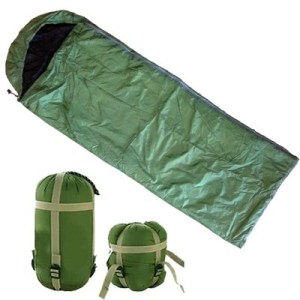 ODP 0126 Sleeping Bag green