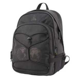 National Geographic Continent Backpack black