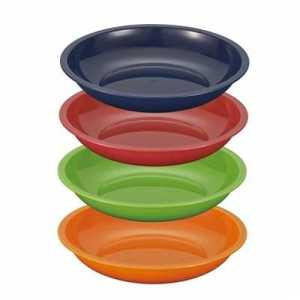 Coleman Nordic Color Bowl 4pcs