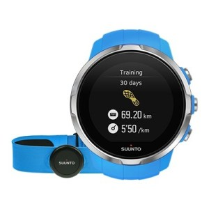 Suunto Spartan Sport Chest HR blue