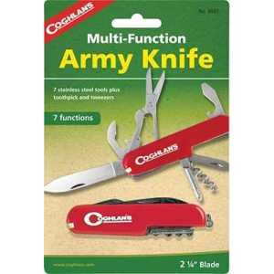 Coghlan's Army Knife 7 Functions