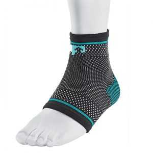 Ultimate Performance Elastic Ankle Support L